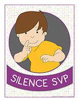 Affiche-Silence SVP