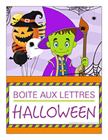 Affiche-boite-aux-lettres-Halloween