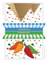 Affiche kiosques-Lafiesta