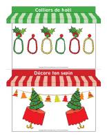 Affiche kiosques-Noël des campeurs-1