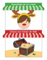 Affiche kiosques-Noël des campeurs-2
