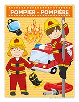 Affiche-pompier-pompière