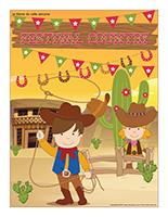 Affiche thématique-Festival country
