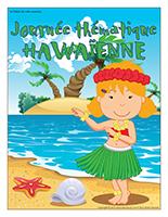 Affiche thématique-Journée thématique-Hawaïenne