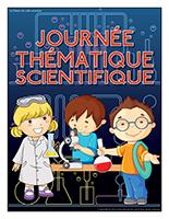 Affiche thématique-Journée thématique-Scientifique