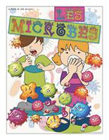 Affiche thématique-Les microbes
