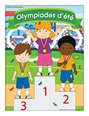 Olympiades d'été 2018