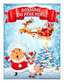 Noël - Royaume du Père Noël