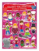 Saint-Valentin-Ateliers créatifs