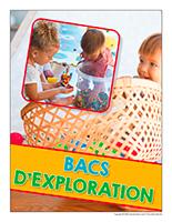 Affiche thematique poupon-Bacs d'exploration