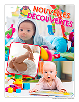 Affiche thematique-poupon-Nouvelles decouvertes