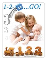 Affiche thématique poupons-1-2-3-go