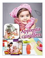 Affiche thématique poupons-Apprentis cuisiniers