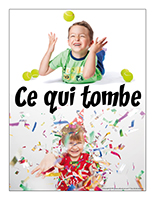 Affiche thematique-poupons-Ce qui tombe