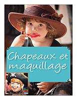 Affiche thematique-poupons-Chapeaux et maquillage