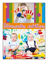 Affiche thématique poupons-Découvertes créatives