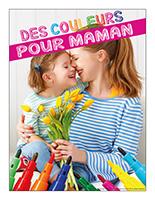 Affiche thematique-poupons-Des couleurs pour maman