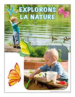 Affiche-thématique poupons-Explorons la nature