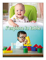 Affiche thématique poupons-J'explore la table-2