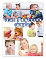 Affiche thématique poupons-Jeux d'imitation simples