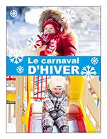 Affiche thématique poupons-Le carnaval d'hiver