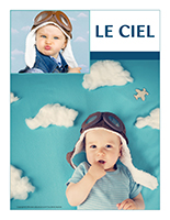 Affiche thematique-poupons-Le ciel