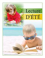 Affiche thematique-poupons-Lecture d'été