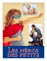 Affiche thématique poupons-Les héros des petits