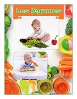Affiche thématique poupons-Les légumes
