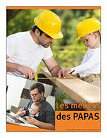 Affiche thematique-poupons-Les métiers des papas