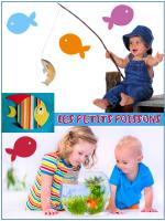 Affiche thématique poupons-Les petits poissons