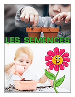 Affiche thematique-poupons-Les semences