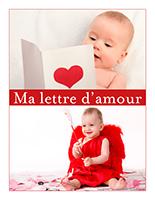 Affiche thematique poupons-Ma lettre d'amour