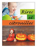 Affiche thématique-poupons-Rires et citrouilles-2 oct