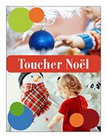 Affiche thématique-poupons-Toucher Noël