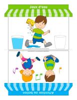 Affiches kiosques-La fête des jeux d'été-1