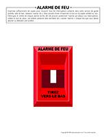 Alarme de feu