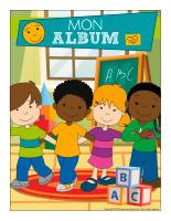 Album-Journée de l'enfant