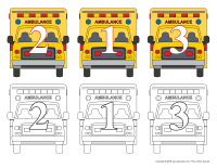 Ambulances numérotées-2