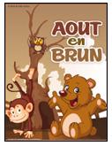 Aout en brun