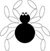 Araignée nouilles magique-06