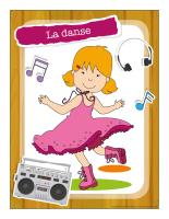 Ateliers créatifs-La danse