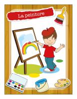 Ateliers créatifs-La peinture