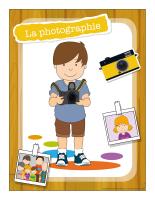 Ateliers créatifs-La photographie