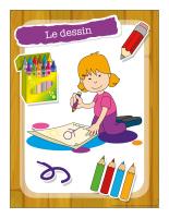 Ateliers créatifs-Le dessin