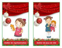 Ateliers de Noël 2012