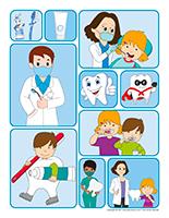 Autocollants-Dentiste