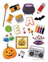 Autocollants-Halloween-Ateliers créatifs