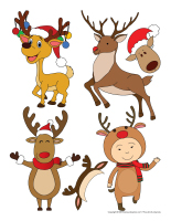 Noel Decorations Activites Pour Enfants Educatout