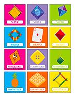 330a69ac85d8d Forme - Le losange, activités pour enfants | Educatout